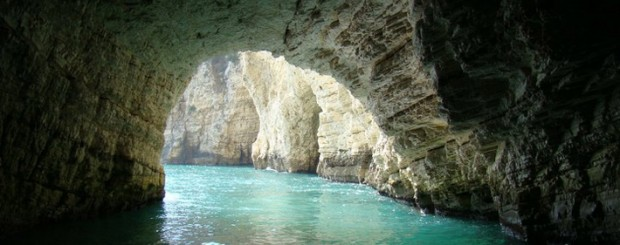 Grotta Calda - Vieste